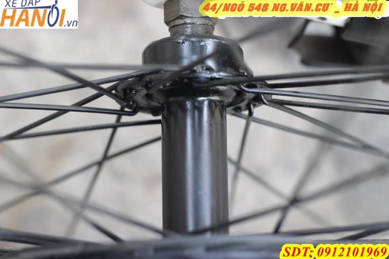 Xe đạp thể thao MTB GAMP ĐẾN TỪ NƯỚC ĐỨC - xe mới