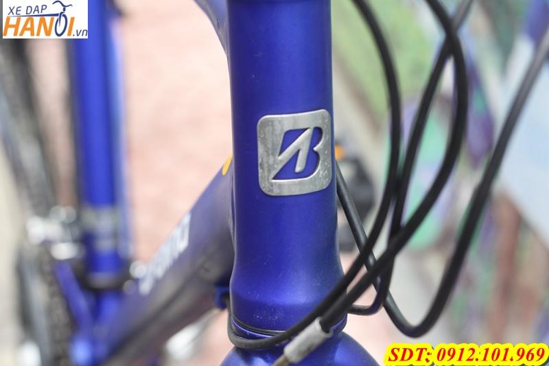 Xe đạp Touring Nhật bãi Ordina của hãng Bridgetone