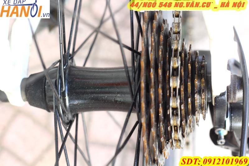 Xe đạp thể thao Touring BIANCHI 700C ĐẾN TỪ ITALIA