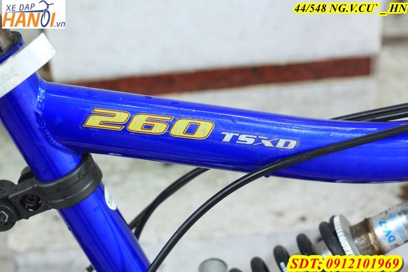 Xe đạp thể thao leo núi  MTB 260 TSXD ĐẾN TỪ NƯỚC ĐỨC