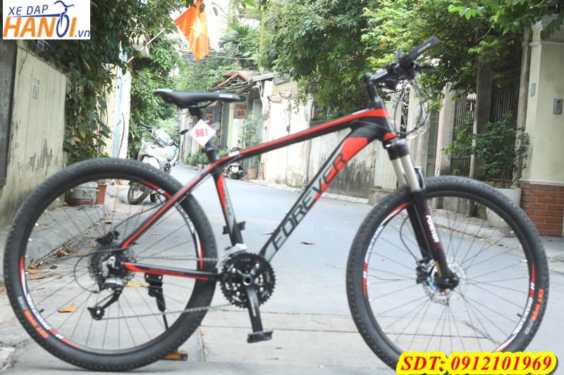 Xe đạp thể thao MTB FOREVEREST - China sản xuất - hàng chính hãng-