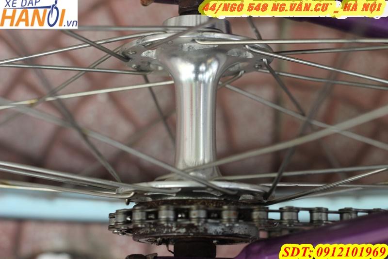 Xe đạp gấp trẻ em Nhaatbaix EXEL ĐẾN TỪ JAPAN