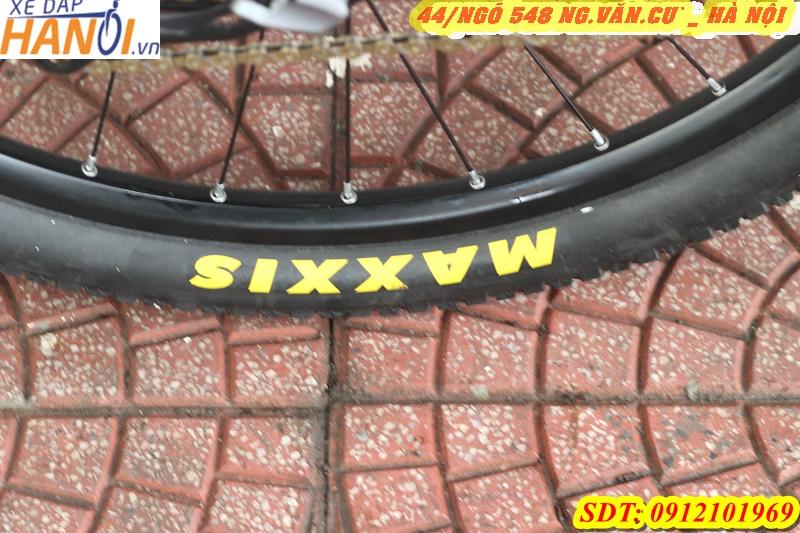 Xe đạp thể thao MTB CARBON TWINER Thiết kế Đức - CHINA  sản xuất - New