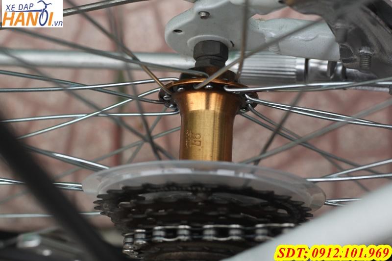 Xe đạp thể thao Nhât bãi Chevaolet đến từ Thụy Sỹ