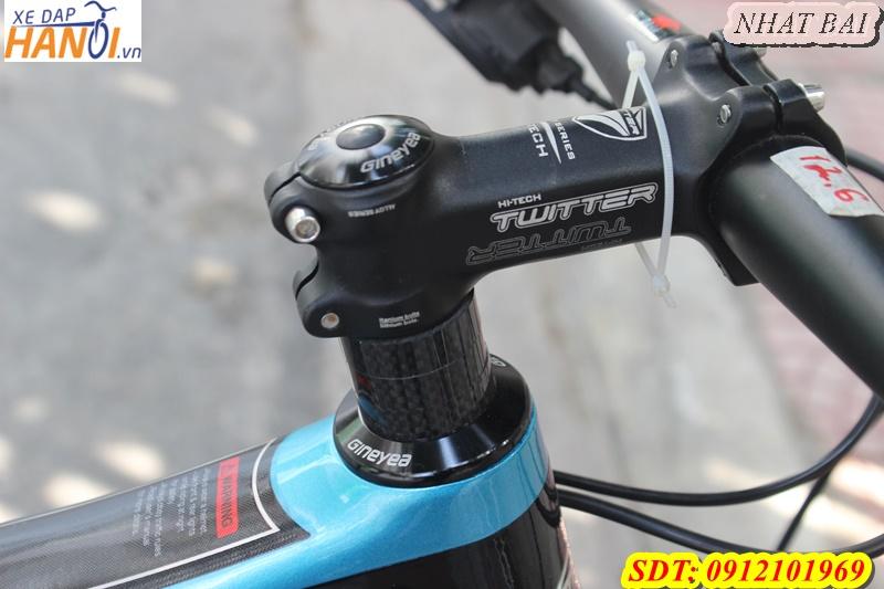 Xe đạp thể thao MTB CARBON TWINER Thiết kế Đức - CHINA  sản xuất - Xe Mới