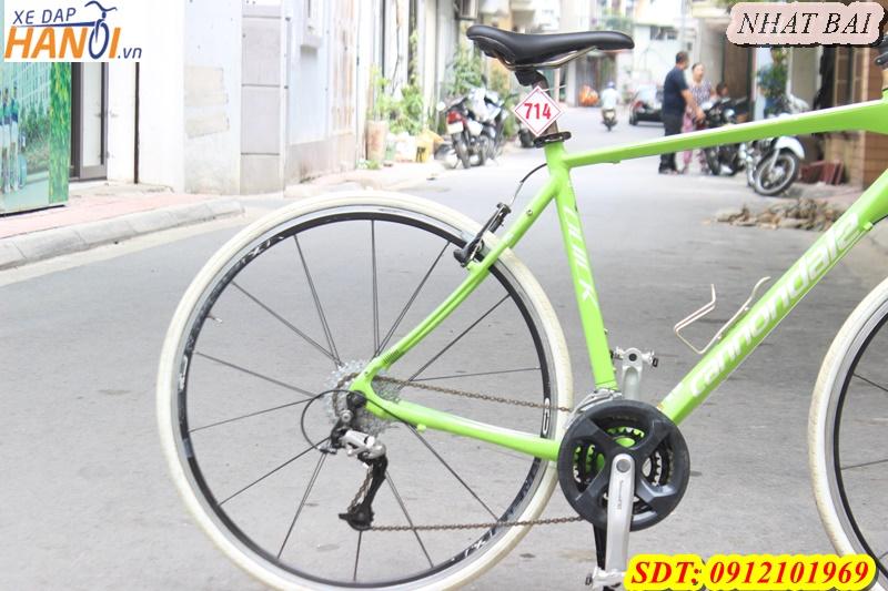 Xe đạp thể thao Touring Nhật bãi CANNODALE ĐẾN TỪ USA