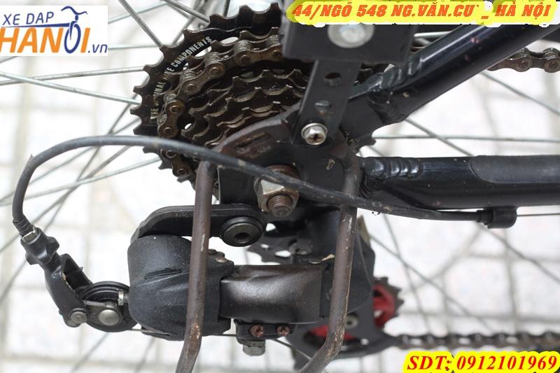 Xe đạp mini Nhât bãi ENACLE ĐẾN TỪ JAPAN