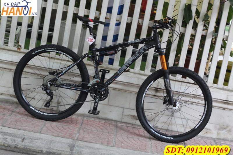 Xe đạp leo núi MTB Nhật bãi SIMPLON XC 150 ĐẾN TỪ CANADA, chưa dùng