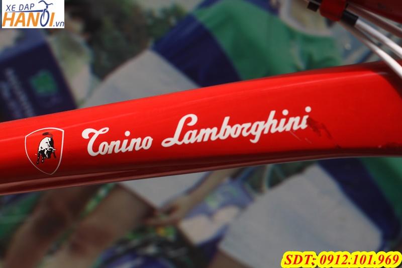 Xe đạp touring Nhât bãi Tonino Lambighini TL 971 đến từ nước Ý