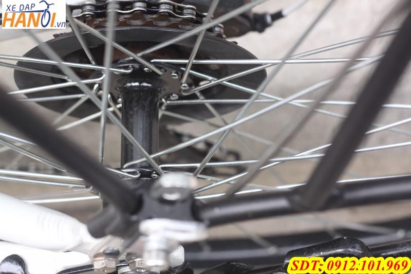 Xe đạp Touring Nhật bãi Bĩ Style đến từ Japan