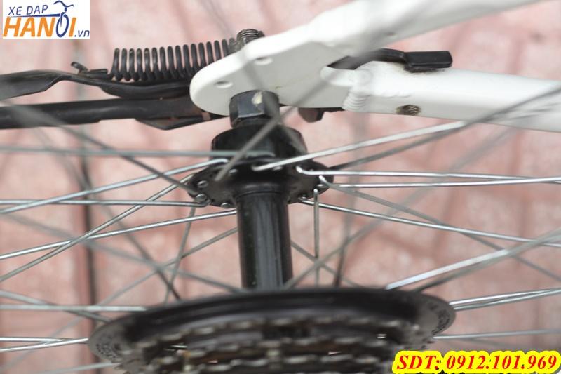 Xe đạp Touring Nhật bãi Cross- Sim đến từ japan