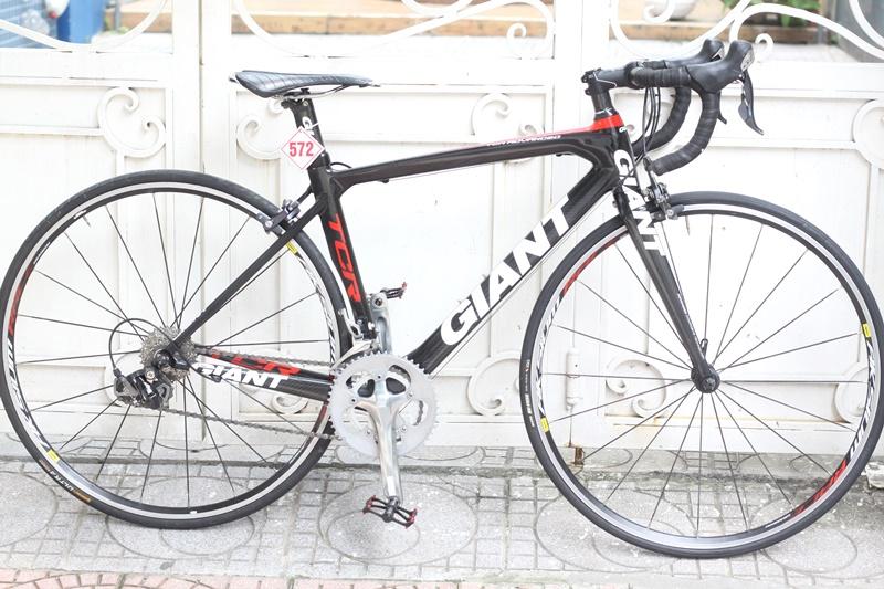 Xe đạp đua CARBON GIANT CTR ADVANCE ĐẾN TỪ TAIWANT