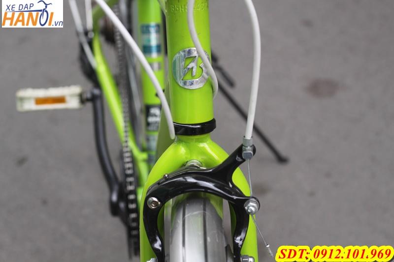 Xe đạp touring Nhật bãi Schlein
