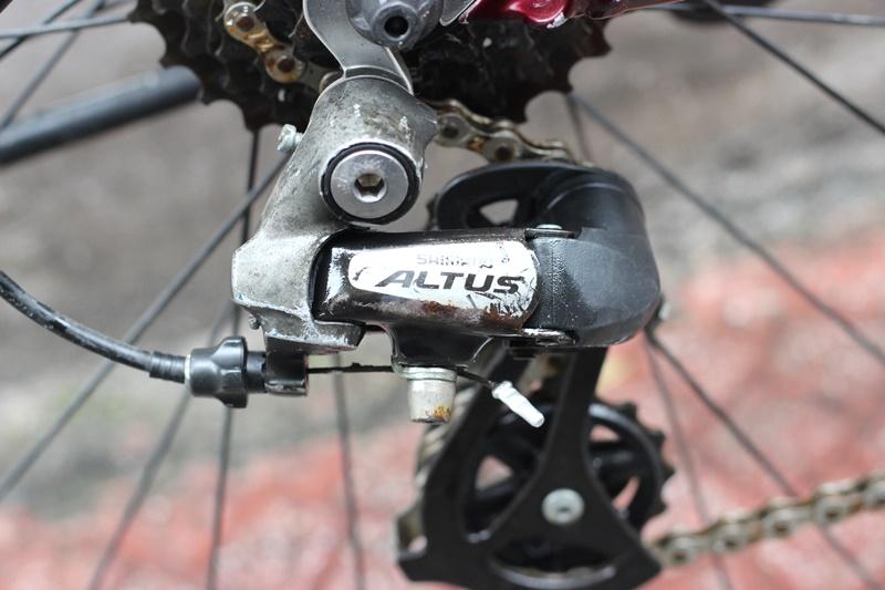 xe đạp thể thao đua ( roading) Nhật bãi BIACCHI PRIMIB đến từ nước Ý