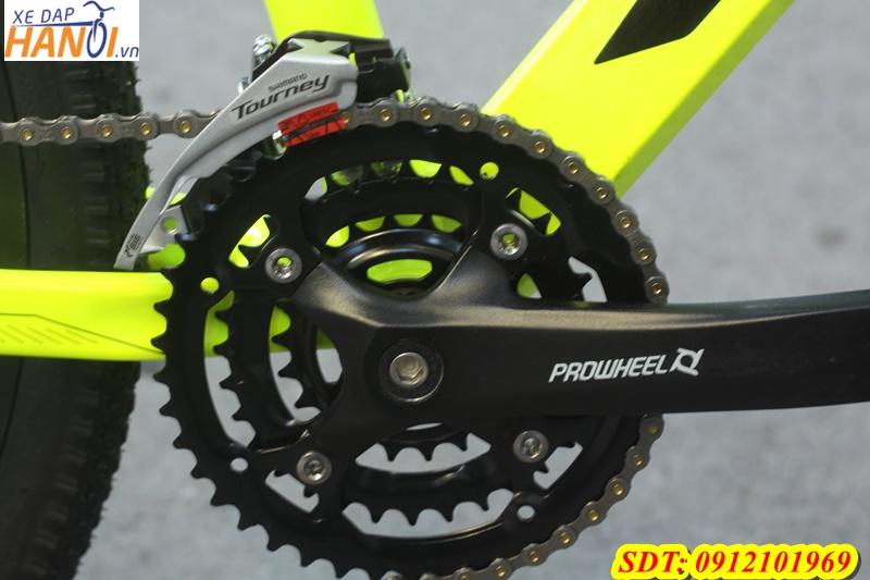 Xe đạp thể thao MTB JAVA MOKA đến từ nước Ý - Xe mới