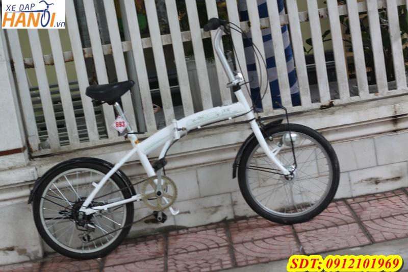 Xe đạp Gấp Nhât bãi CORONET ĐẾN TỪ JAPAN