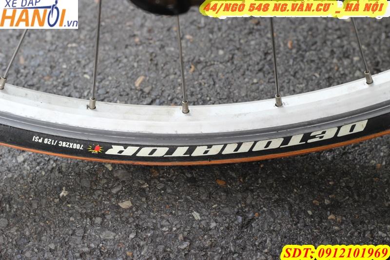 Xe đạp Mini Nhât bãi hàng nội địa