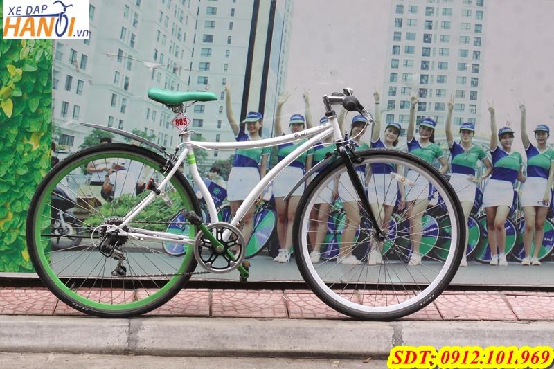 Xe đạp Touring Nhật bãi Piedi đến từ Japan