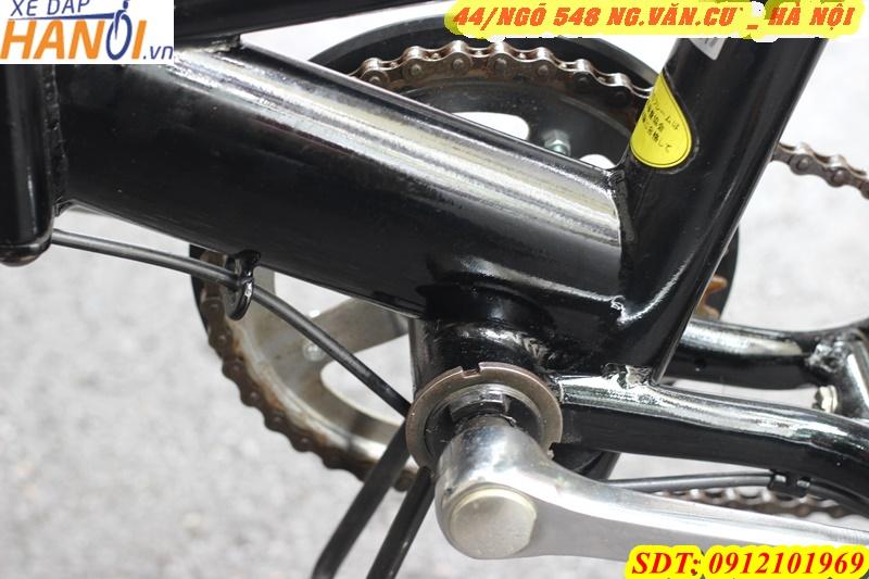 Xe đạp Touring CHEVAUX VELO MODE đến từ nước Pháp