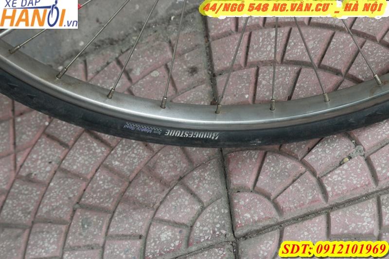 Xe đạp Mini Nhât bãi PASSEO đến từ Japan