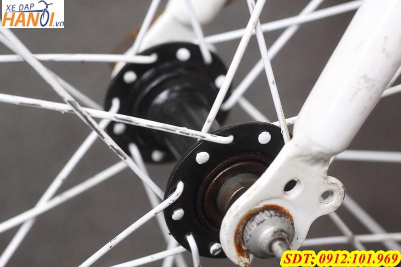 Xe đạp touring Nhật bãi 22IM