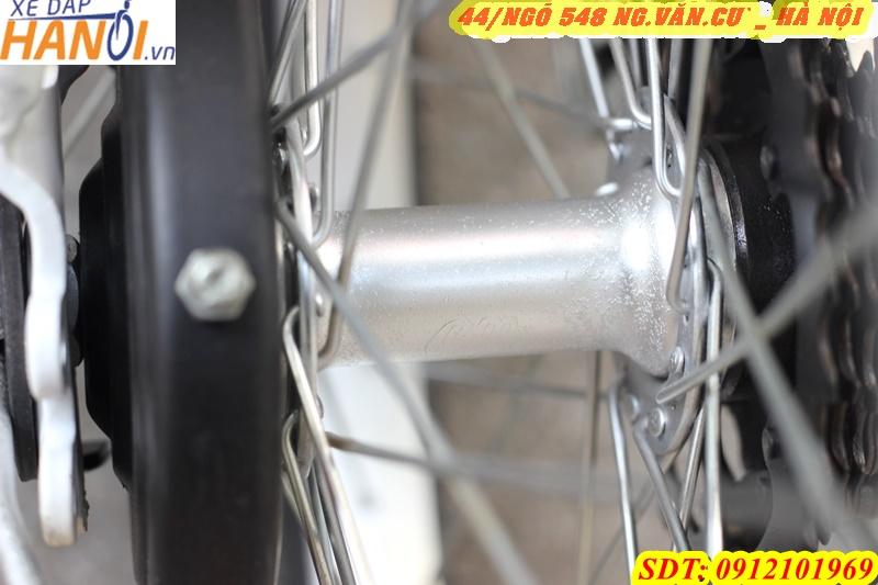 Xe đạp Mini Nhât bãi hiệu MARUKIN PATH PELL đến từ Japan