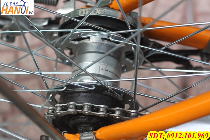 Enelopp bike, xe trợ lực Nhật bãi đến từ Japan