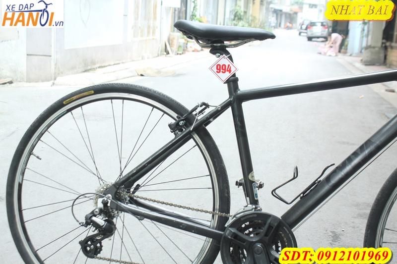 Xe đạp thể thao TOURING NHÂT BÃI CYLVA ĐẾN TỪ JAPAN
