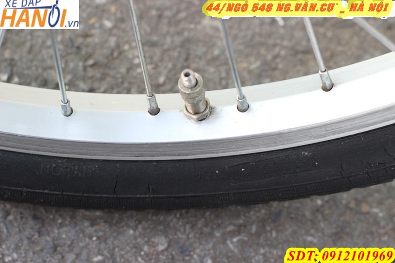 Xe đạp mini Nhật bãi YUUVI  HÃNG BRIDGESTONE ĐẾN TỪ JAPAN