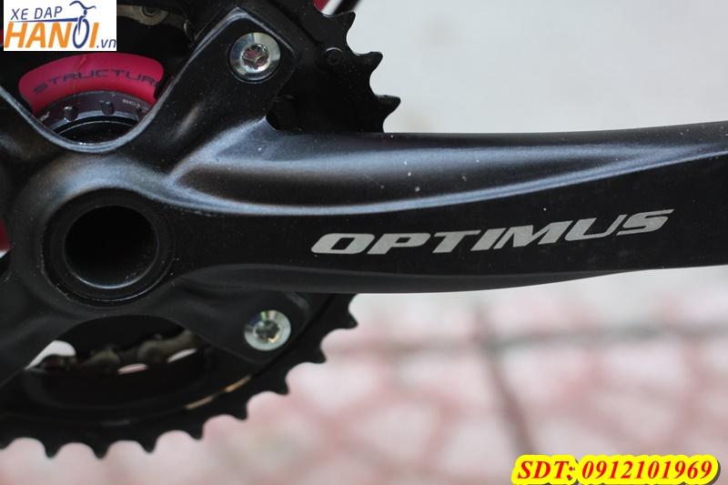 Xe đạp  MTB OPTIMUS CARBON chưa dùng đến từ COLOMBIA đời 2019