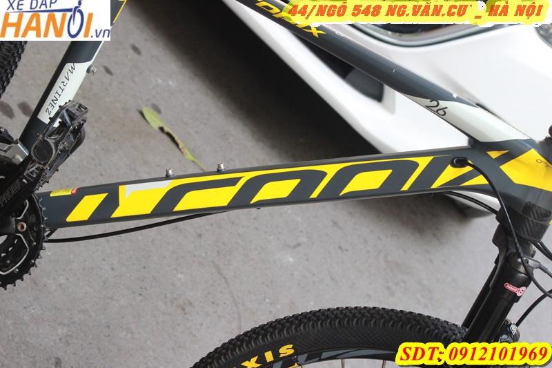Xe đạp trợ lực Nhật bãi Panasonic DX