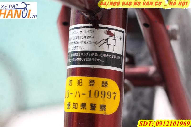 Xe đạp Touring Nhật bãi CRS ĐẾN TỪ JAPAN-