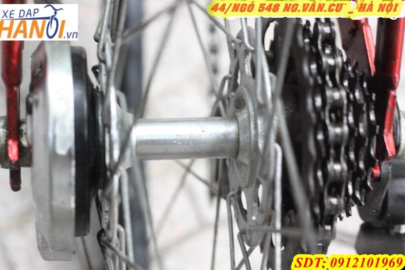 Xe đạp trợ lực Nhât bãi Panasonic