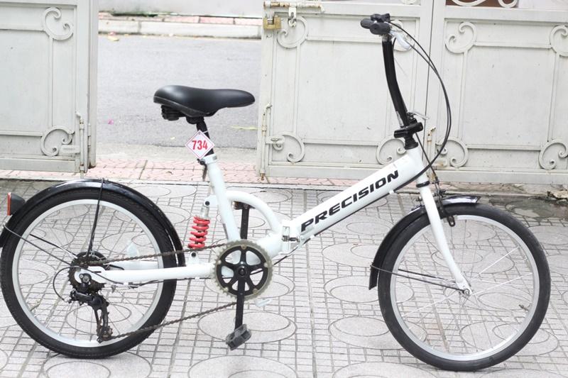 Xe đạp gấp trẻ em Nhật bãi PRECISION ĐẾN TỪ JAPAN