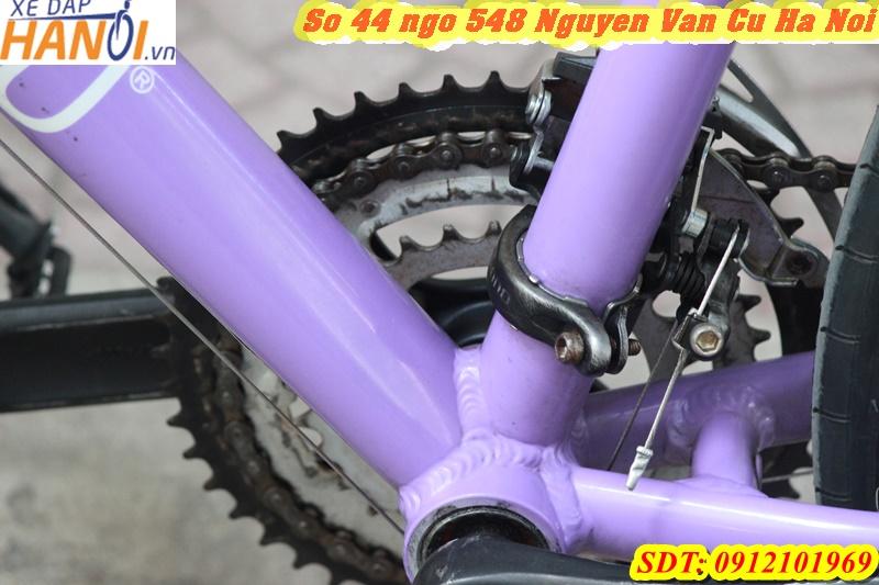 Xe đạp TOUURING Nhật bãi PRECISION TRECKING đến từ Japan-