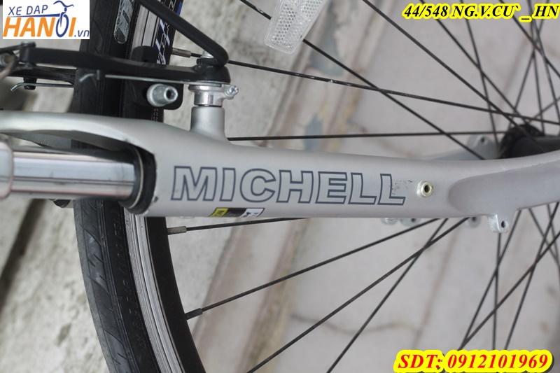 Xe đạp thể thao Touring Nhât bãi MICHELL ĐẾN TỪ JAPAN