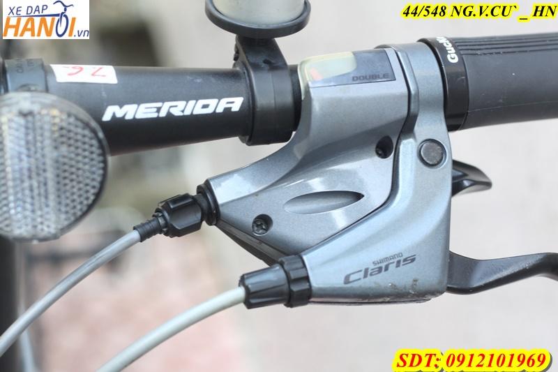 Xe đạp thể thao Touring Nhât bãi MERIDA
