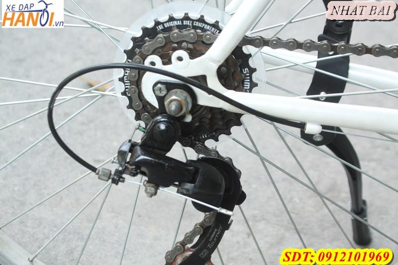 Xe đạp thể thao Touring Nhât bãi PANASONIC ĐẾN TỪ JAPAN