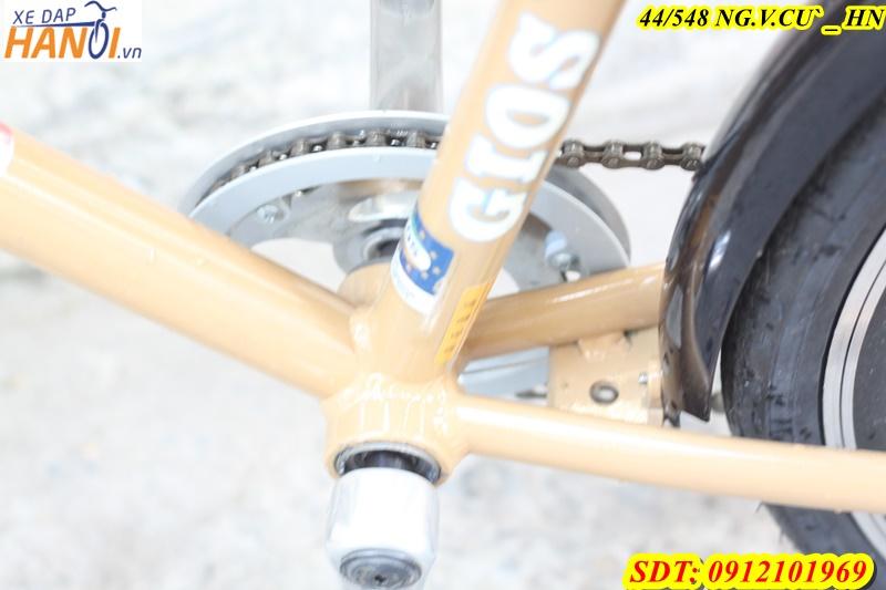 Xe đạp thể thao Touring Nhât bãi GIOS LIEBE ĐẾN TỪ NƯỚC Ý