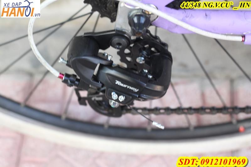 Xe đạp thể thao Touring Nhât bãi LOUIS LGS ĐẾN TỪ CANADA-