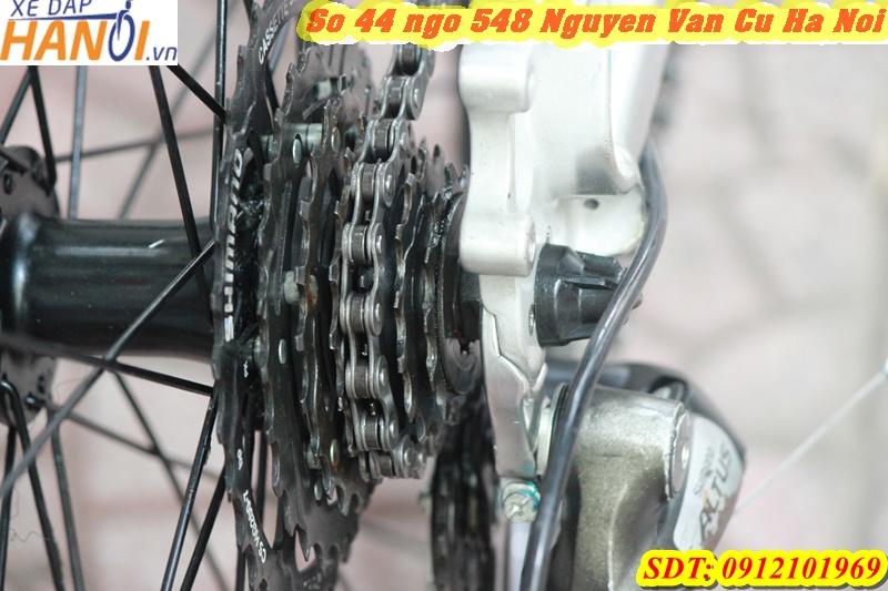 Xe đạp trợ lực thể thao Nhât bãi PANASONIC DX ĐẾN TỪ JAPAN-