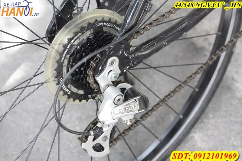 Xe đạp thể thao touring Nhât bãi  Schwinn Sport terra đến từ USA-
