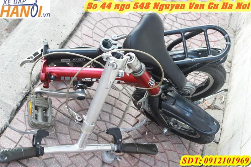 Xe đap thể thao touring Nhât bãi LOUIS LGS CH ĐẾN TỪ CANADA