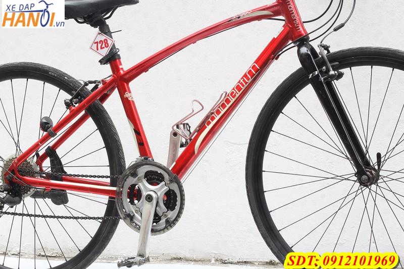 Xe đạp Touring Nhật bãi MOMENTUM INEED