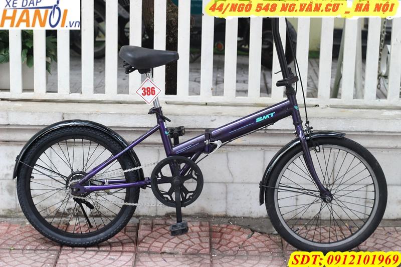 Xe đạp trẻ em Nhật bãi Bridgestone EX