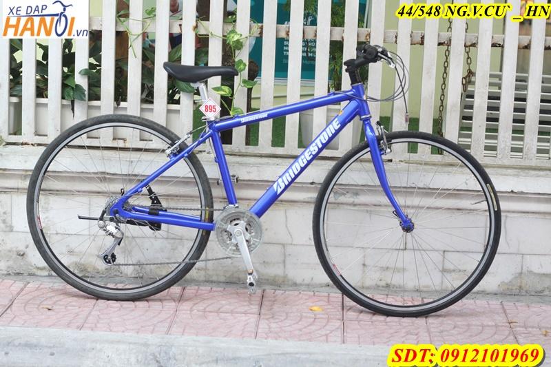 Xe đạp thể thao Touring Nhât bãi Bridgestne dến từ Japan