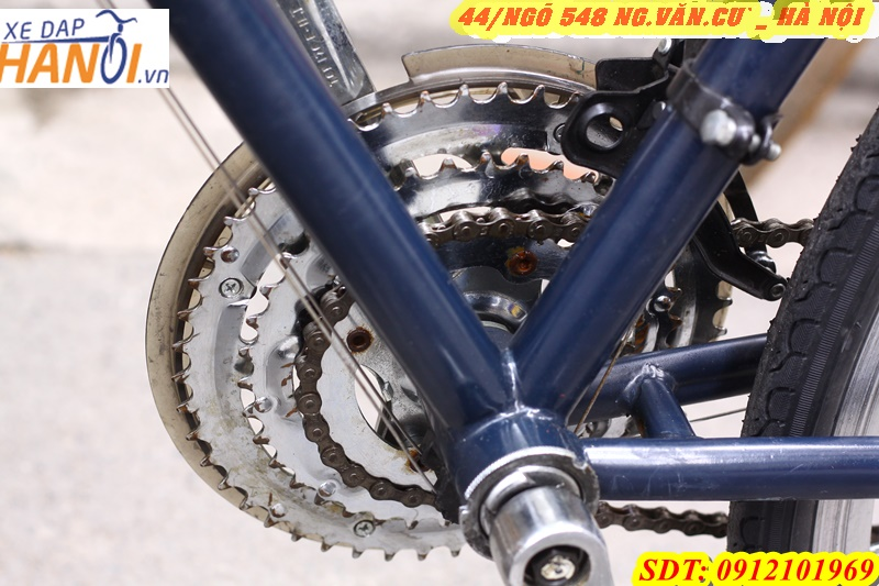 Xe đạp thể thao mini Nhật bãi PANASONIC ĐẾN TỪ JAPAN
