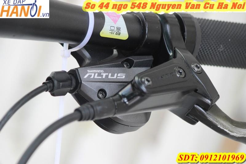 Xe đap MTB Nhật bãi Cannondale Six đến từ nước Mỹ