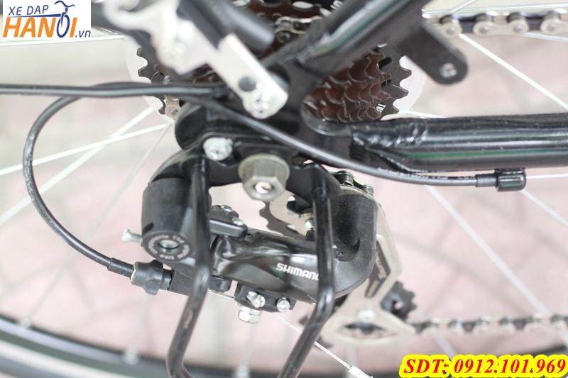 Xe đạp touring Nhât bãi Courage đến từ Japan