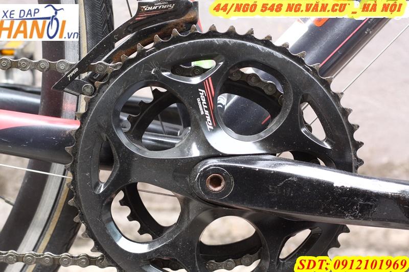Xe đạp  Touring Nhật bãi Louis Garneau TrII đến từ Canada